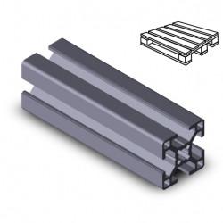 Profilo in alluminio 30x30 (Cassa 20 barre)