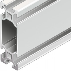 Profilo in alluminio 20x60