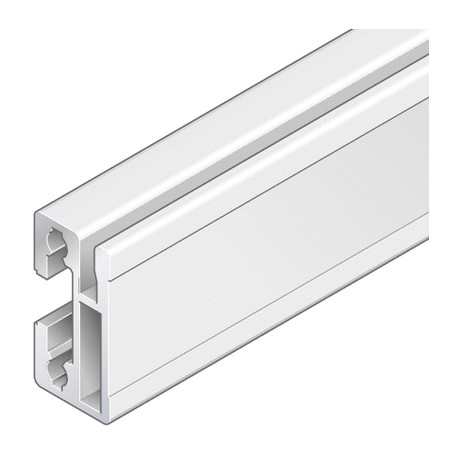 Profilo in alluminio 15x30