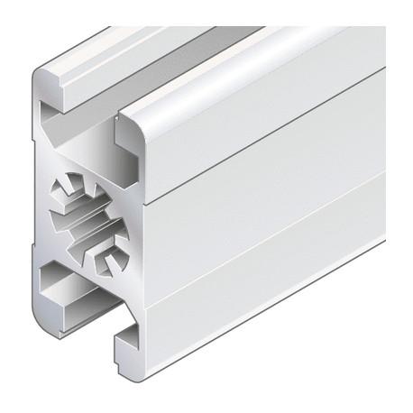 Profilo in alluminio 22,5x45