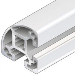 Profilo in alluminio 40x40L R