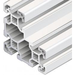 Profilo in alluminio 40x80x80L
