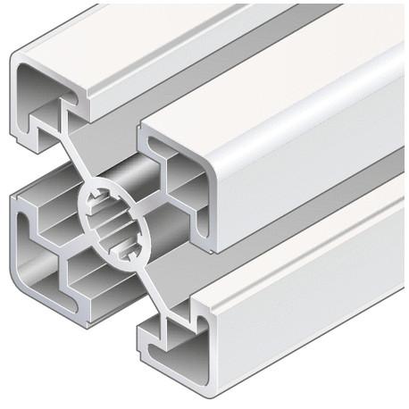 Profilo in alluminio 45x45L