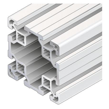 Profilo in alluminio 80x80L