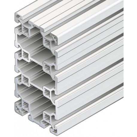 Profilo in alluminio 80x160L