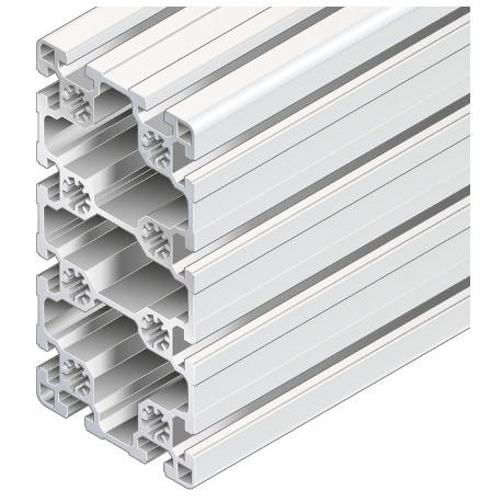 Profilo in alluminio 90x180L