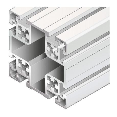Profilo in alluminio 100x100L