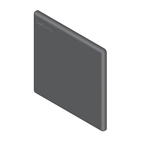 Cuffia per profilo 80x80L