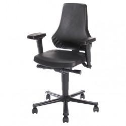Sedia ergonomica DYNAMIC-SIMILPELLE