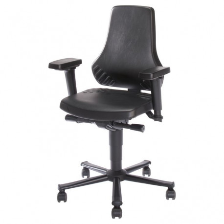 Sedia ergonomica SIMILPELLE