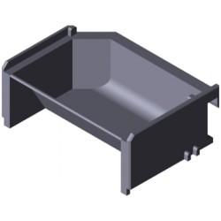 Vaschetta di prelievo GB-S12