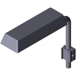 Bracciolo ergonomico regolabile