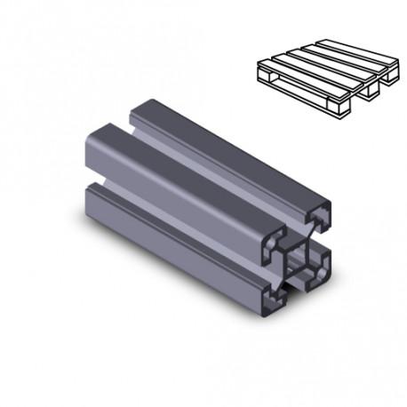 Profilo in alluminio 40x40L (Cassa 20 barre)