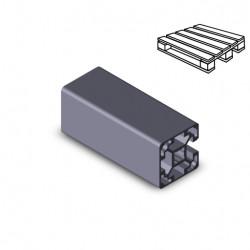 Profilo in alluminio 40x40L 1N (Cassa 20 barre)