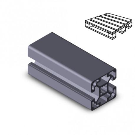 Profilo in alluminio 40x40L 2N (Cassa 20 barre)