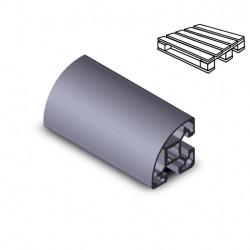Profilo in alluminio 40x40L R (Cassa 20 barre)