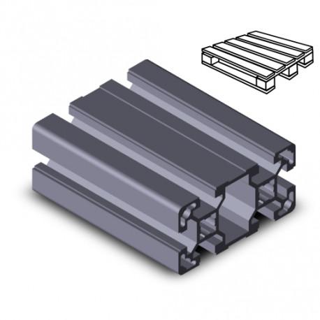 Profilo in alluminio 40x80L (Cassa 12 barre)