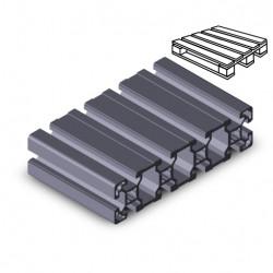 Profilo in alluminio 40x160L (Cassa 6 barre)