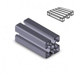 Profilo in alluminio 45x45L (Cassa 20 barre)