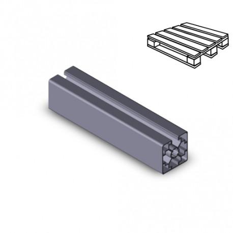 Profilo in alluminio 45x45L 1N (Cassa 20 barre)