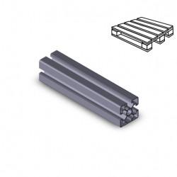 Profilo in alluminio 45x45L 3N (Cassa 20 barre)