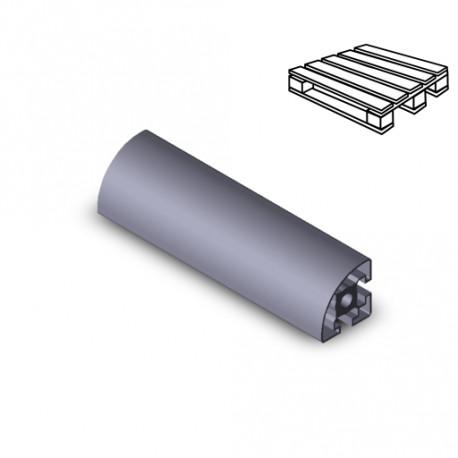 Profilo in alluminio 45x45L R (Cassa 20 barre)