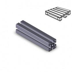 Profilo in alluminio 45x45 (Cassa 20 barre)
