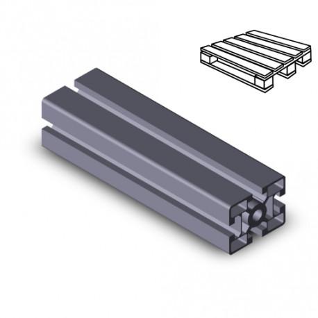 Profilo in alluminio 45x60 (Cassa 20 barre)