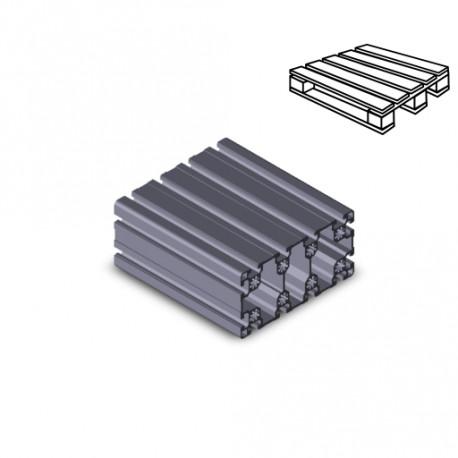 Profilo in alluminio 90x180L (Cassa 3 barre)