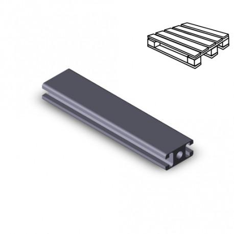 Profilo in alluminio 22,5x45 (Cassa 24 barre)