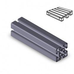Profilo in alluminio 50x50L (Cassa 20 barre)