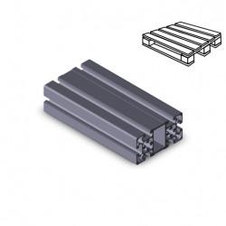 Profilo in alluminio 50x100L (Cassa 10 barre)