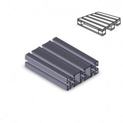 Profilo in alluminio 50x150L (Cassa 4 barre)