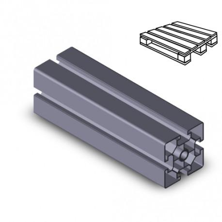 Profilo in alluminio 60x60L (Cassa 20 barre)
