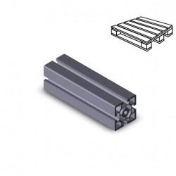 Profilo in alluminio 60x60 (Cassa 20 barre)