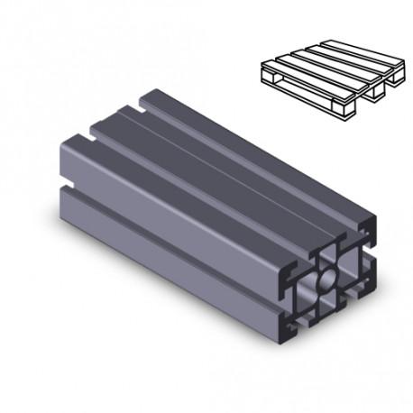 Profilo in alluminio 60x90 (Cassa 10 barre)