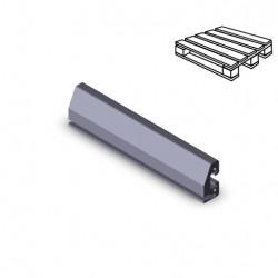 Profilo in alluminio 22,5x45 angolare (Cassa 20 barre)