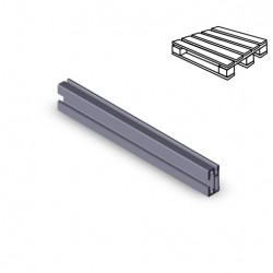 Profilo in alluminio 15x30 (Cassa 10 barre)