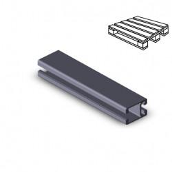 Profilo in alluminio 30x45C (Cassa 20 barre)