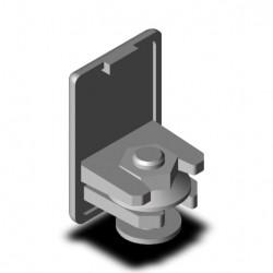 Finecorsa per profilo 30x45C