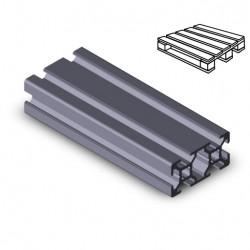 Profilo in alluminio 20x40 (Cassa 24 barre)