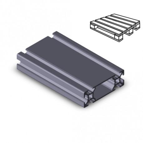 Profilo in alluminio 20x60 (Cassa 16 barre)